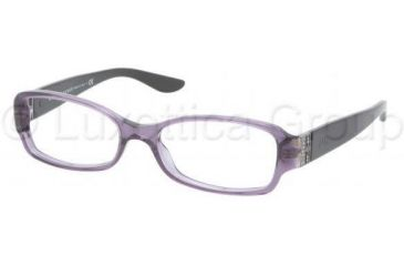 Ralph Lauren RL6078B Single Vision Prescription Eyewear 5242-5216 - Trasparent Violet