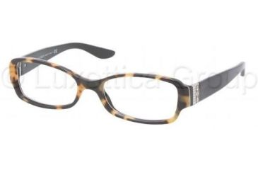 Ralph Lauren RL6078B Single Vision Prescription Eyewear 5299-5216 - Leopard-black
