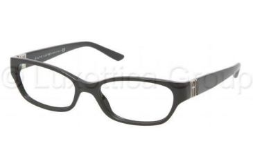 Ralph Lauren RL6081 Single Vision Prescription Eyeglasses 5001-5216 - Black Frame