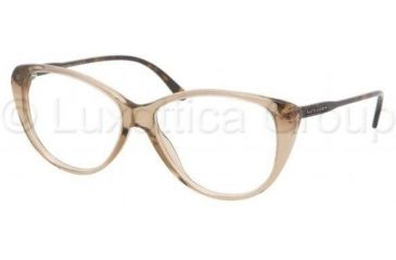 Ralph Lauren RL6083 Progressive Prescription Eyeglasses 5217-5114 - Mud Transparent Frame