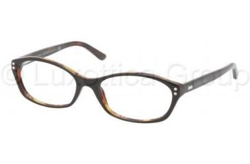 Ralph Lauren RL6091 Bifocal Prescription Eyeglasses 5260-5116 - Black / Havana Frame