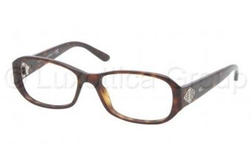 Ralph Lauren RL6095B Bifocal Prescription Eyeglasses 5003-5216 - Dark Havana Frame