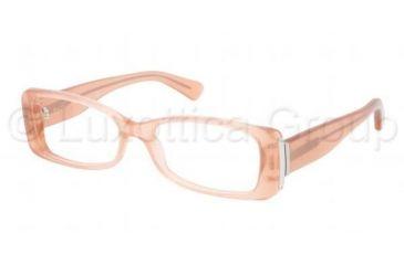 Ralph Lauren RL6096 Single Vision Prescription Eyeglasses 5333-5316 - Blush Frame