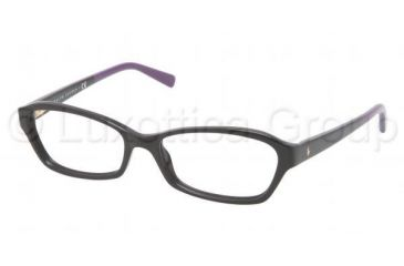 Ralph Lauren RL6097 Progressive Prescription Eyeglasses 5393-5216 - Black Frame