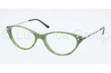 Ralph Lauren RL6099B Bifocal Prescription Eyeglasses 5355-5116 - Jade Frame, Demo Lens Lenses