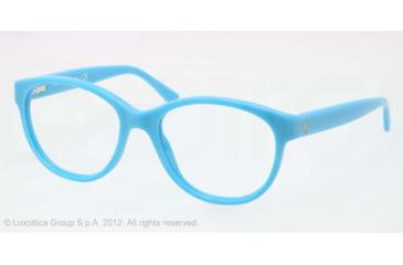 Ralph Lauren RL6104 Progressive Prescription Eyeglasses 5417-50 - Azure Frame, Demo Lens Lenses