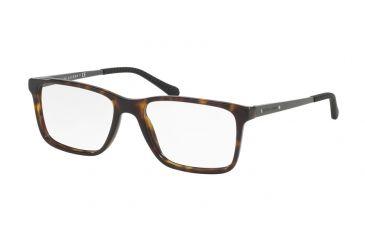 e1e42c9b63 Ralph Lauren RL6133 Eyeglass Frames 5616-54 - Dark Havana Frame