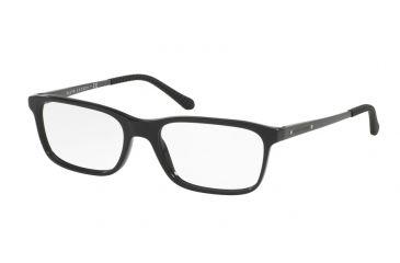 f983655ecd Ralph Lauren RL6134 Eyeglass Frames 5617-53 - Black Frame