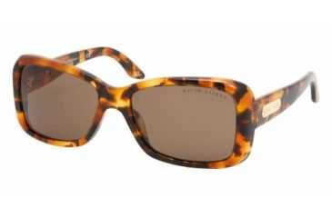 Ralf Lauren RL8066 #503173 - Yellow Havana Brown Frame