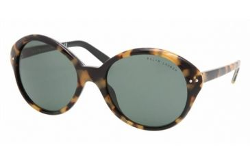 Ralf Lauren RL8069 #529971 - Top Havana-Beige-Black Green Frame