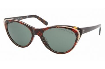 Ralf Lauren RL8070 #529471 - Red Tartan Green Frame