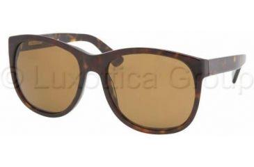 Ralph Lauren RL8072W Sunglasses 500353-5619 - Havana Crystal Brown