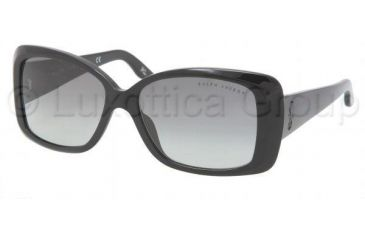 Ralph Lauren RL8073 Sunglasses 500111-5615 - Black Gray Gradient