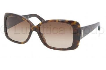 Ralph Lauren RL8073 Sunglasses 500313-5615 - Havana Brown Gradient