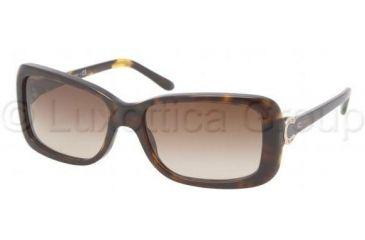 Ralph Lauren RL8078 Progressive Prescription Sunglasses RL8078-500313-5516 - Lens Diameter 55 mm, Frame Color Dark Havana