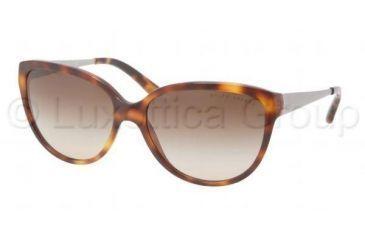 Ralph Lauren RL8079 Single Vision Prescription Sunglasses RL8079-530313-5816 - Lens Diameter 58 mm, Frame Color Havana Brown