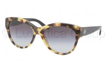 Ralph Lauren RL8089 Sunglasses 50048G-5417 - Spotty Havana Frame, Gray Gradient Lenses