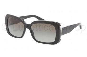Ralph Lauren RL8092 Bifocal Prescription Sunglasses RL8092-500111-5415 - Lens Diameter 54 mm, Frame Color Black