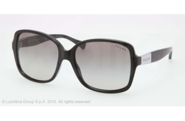 Ralph RA 104 RA5165 Sunglasses 501/11-57 - Black