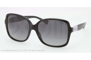 Ralph RA 104 RA5165 Sunglasses 501/T3-57 - Black