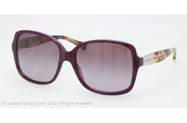 Ralph RA 104 RA5165 Sunglasses 757/8H-57 - Purple