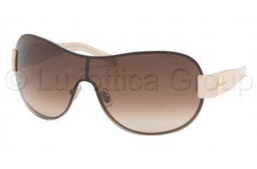Ralph RA 4024 Sunglasses Styles Gold/Champagne Frame / Brown Gradient Lenses, 196-13-0134, Ralph RA 4024 Sunglasses Styles Gold/Champagne Frame / Brown Gradient Lenses