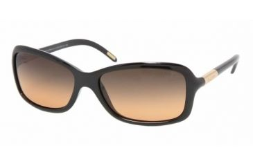 e96a924d17 Ralph RA 5072 Sunglasses Styles Black Frame   Orange   Gray Gradient Lenses