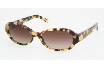 ef5f7add88 Ralph RA 5119 Sunglasses Styles - Spotty Tort Frame   Brown Gradient Lenses