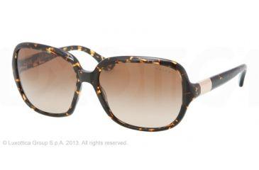 Ralph RA 5149 RA5149 Single Vision Prescription Sunglasses RA5149-108713-58 - Lens Diameter 58 mm, Lens Diameter 58 mm, Frame Color Amber Tort