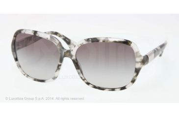 Ralph RA 5149 RA5149 Single Vision Prescription Sunglasses RA5149-113611-58 - Lens Diameter 58 mm, Frame Color Black Tortoise