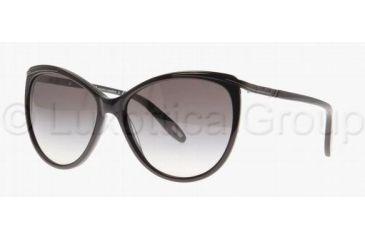 Ralph RA 5150 RA5150 Sunglasses 501/11-5915 - Black Frame, Gray Gradient Lenses