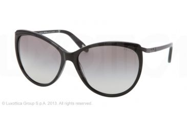 Ralph RA 5150 RA5150 Bifocal Prescription Sunglasses RA5150-501-11-59 - Lens Diameter 59 mm, Lens Diameter 59 mm, Frame Color Black