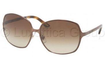 Ralph RA4049 Sunglasses 104/13-5915 - Brown/Tortoise Brown Gradient