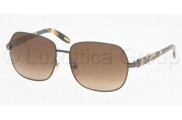 Ralph RA4074 RA4074 Sunglasses 104/13-5715 - Brown/Tortoise Brown Gradient