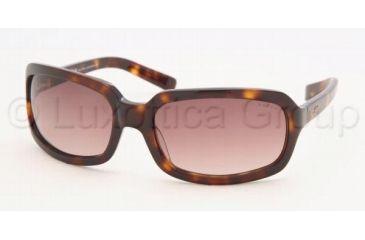 Ralph RA5022 Sunglasses 516/13-6219 - Blonde Tortoise Brown Gradient