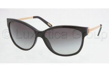 Ralph RA5111 RA5111 Sunglasses 501/11-6113 - Black Gray Gradient