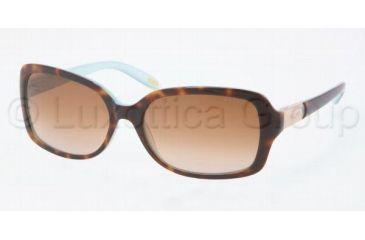 Ralph RA5130 RA5130 Bifocal Prescription Sunglasses RA5130-601-13-5816 - Lens Diameter 58 mm, Frame Color Light Tort / Turquoise