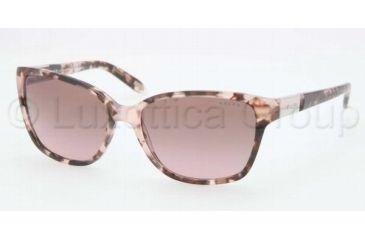 Ralph RA5131 RA5131 Progressive Prescription Sunglasses RA5131-111614-5716 - Lens Diameter 57 mm, Frame Color Rose Tortoise