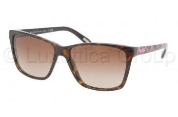 Ralph RA5141 Sunglasses 107213-5715 - Brown Gradient Frame