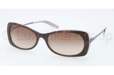 Ralph RA5158 RA5158 Progressive Prescription Sunglasses RA5158-111513-5717 - Lens Diameter 57 mm, Frame Color Brown Gradient