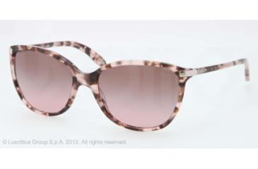 Ralph RA5160 RA5160 Sunglasses 111614-57 - Rosy Tortoise