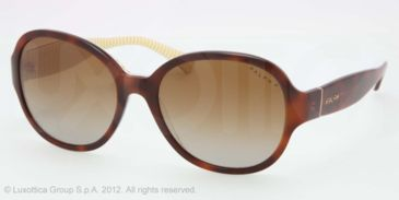 Ralph RA5167 RA5167 Sunglasses 1155T5-56 - Tortoise/Yellow Stripe