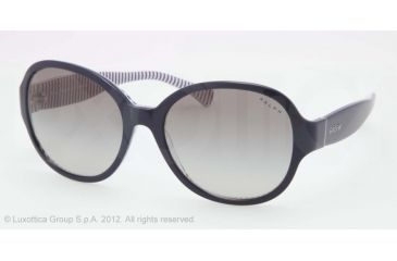 Ralph RA5167 RA5167 Sunglasses 115611-56 - Navy/Blue Stripes