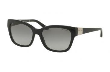 9777501dc7a0 Ralph RA5208 Sunglasses 137711-55 - Black Frame