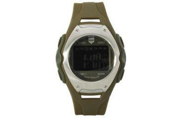 Ram Instrument RAM Digital Tactical Watch, Olive Drab RAMD600G