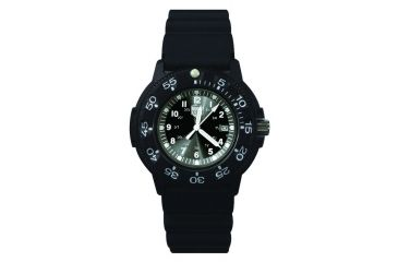 RAM Instrument RAMW41100 Dive Watch Black Face