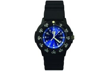 RAM Instrument RAMW41100B Dive Watch Blue Face