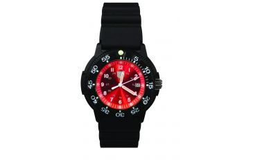 RAM Instrument RAMW41100R Dive Watch Red Face