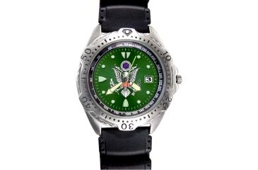 RAM Instrument V5D38 Sport Military Watch US Army Green Face