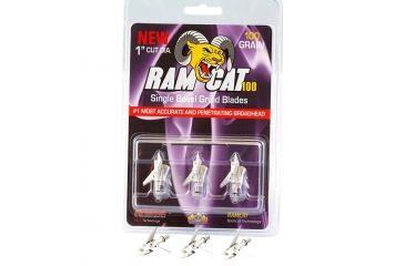 Ramcat Single Bevel Broadhead